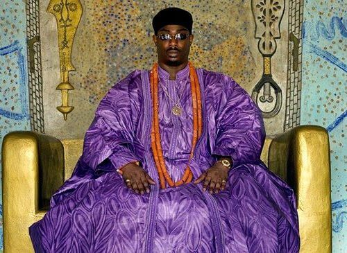 Traditional Ruler of the Agbor Kingdom